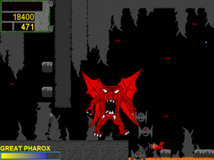 Screenshot from Hell Creatures Rotten Corpse