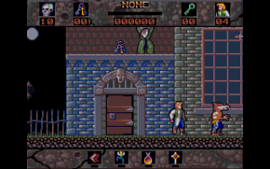 Screenshot from Horror Zombies from the Crypt