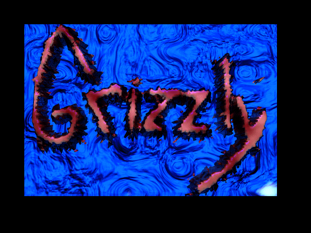 Title screen from Grizzly
