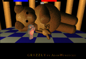 Screenshot from Grizzly