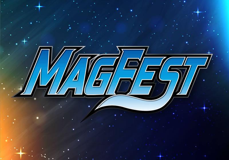 Super MAGFest 2019 logo
