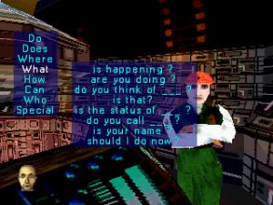Screenshot from Sentient