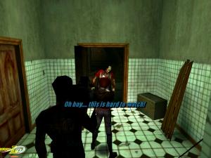 Screenshot from The Devil Inside