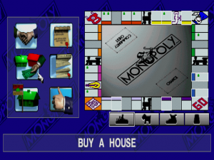 Screenshot from Monopoly (1997)