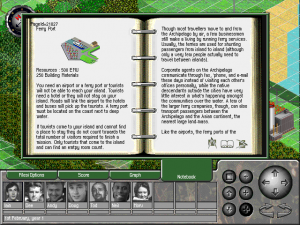 Screenshot from SimIsle: Missions In The Rainforest