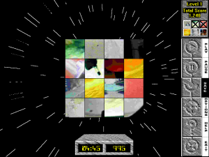 Screenshot from Video Cube: Space