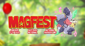 Super MAGFest 2020 logo