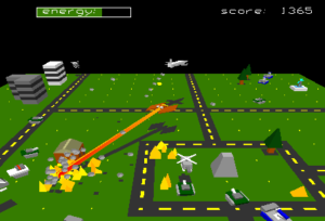 Screenshot from battalion