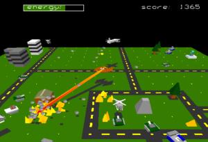 Screenshot from battalion
