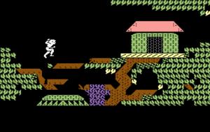 Screenshot from Below the Root