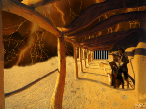 Screenshot from Mirage