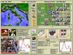 Screenshot from Capitalism Plus