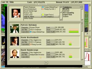 Screenshot from Capitalism Plus
