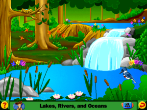 Screenshot from The Multimedia Bird Book
