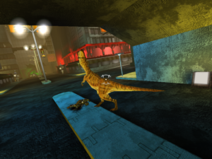 Screenshot from Carnivores: Cityscape