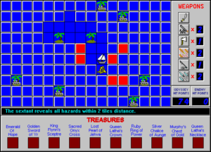Screenshot from Pirate's Plunder