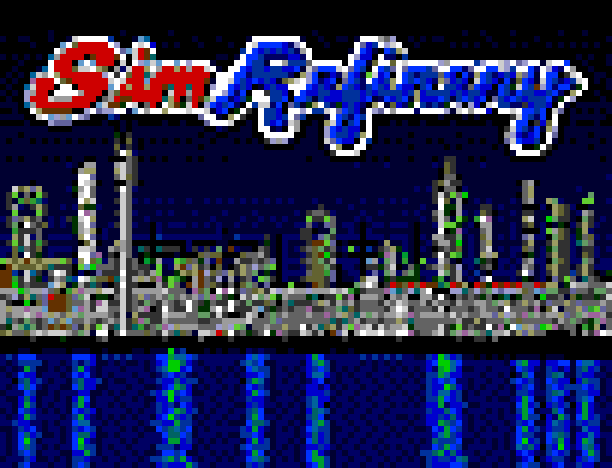 When SimCity Got Serious: Story of Maxis Business Simulations and SimRefinery