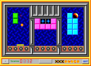 Screenshot from Beebop