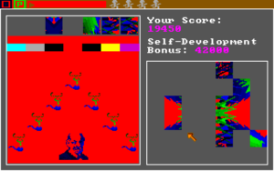 Screenshot from Mind Walker