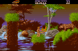 Screenshot from Unreal