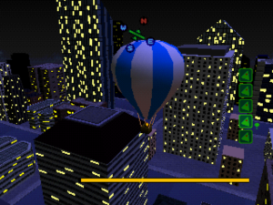 Screenshot from Kaze no NOTAM