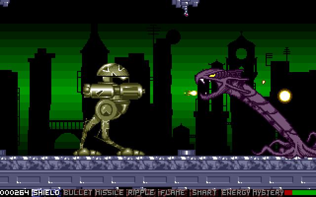 Screenshot from Under Pressure
