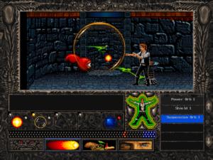 Screenshot from Alien Logic
